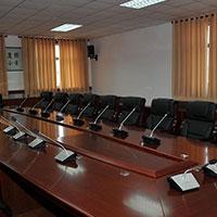 多功能会议室灯光音响及集成管理设计