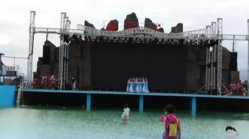 ZOBO卓邦延边太阳谷水上乐园打造音视频系统