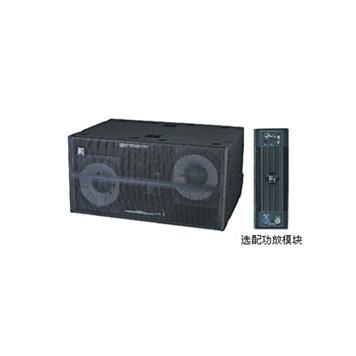 X212i/64/a X212i/96/a 内置3分频双12英寸全频扬声器系