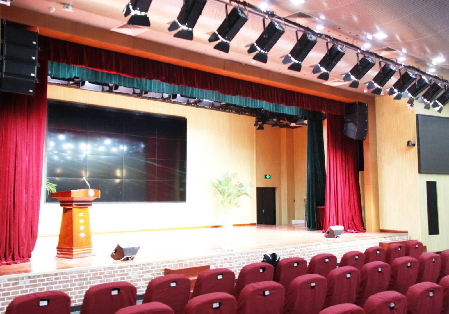 舞台音响技术在戏曲中的运用